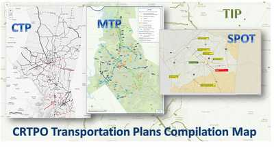 Transportation Plans Compilation Map
